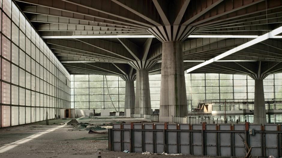 2 Parabeton – Pier Luigi Nervi i rimski beton, Heinz Emigolz, 2012